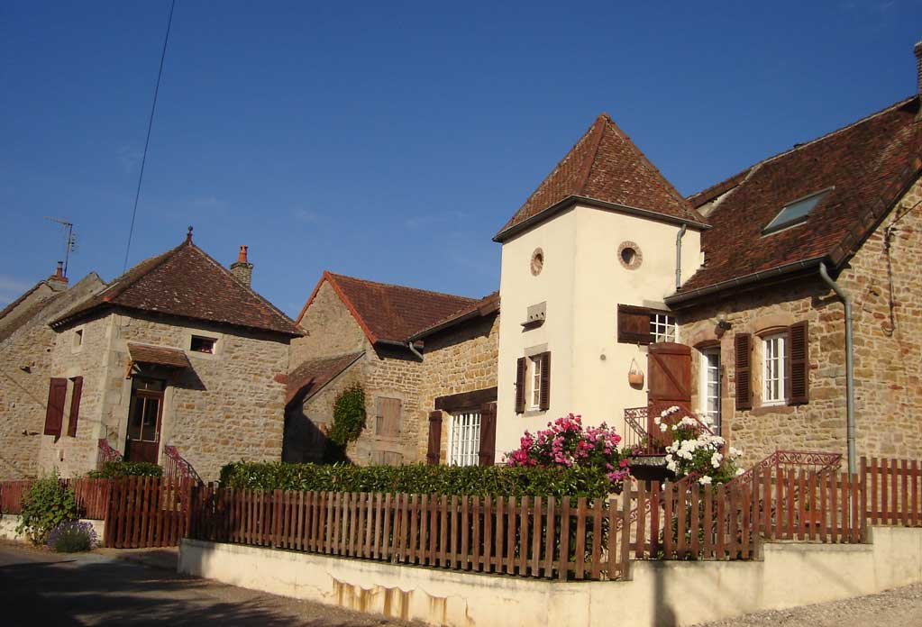 location d'hôte en Bourgogne